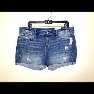< NWT Old Navy Denim Shorts >